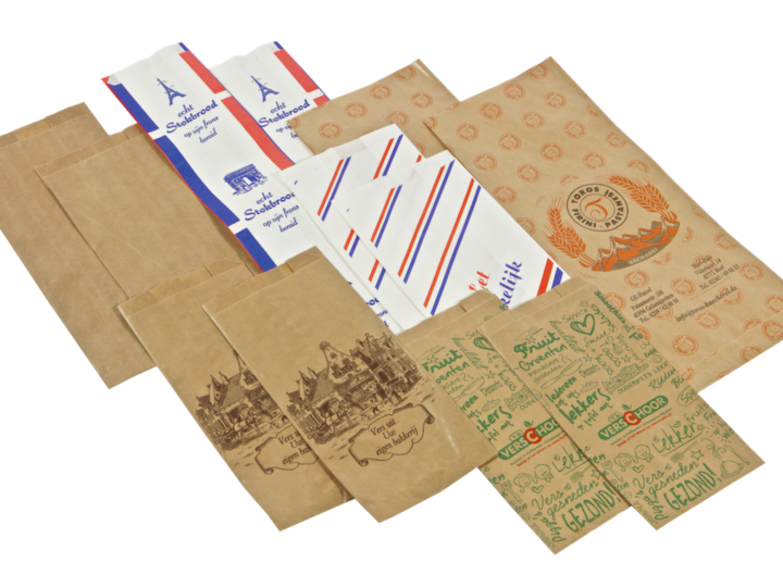Industrial packaging for wholesalers